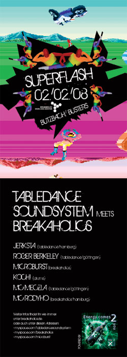 breakaholics flyer feb. 2008